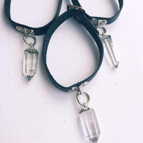 Image of DEENA Quartz Choker