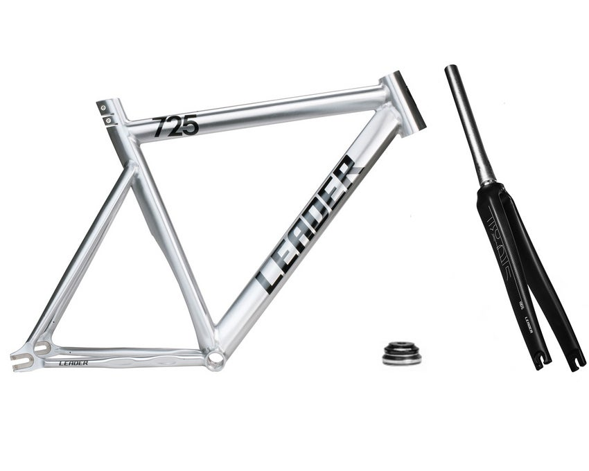 Leader 725 + 1805TR Track Frame Set 2015 / Rich City RIDES