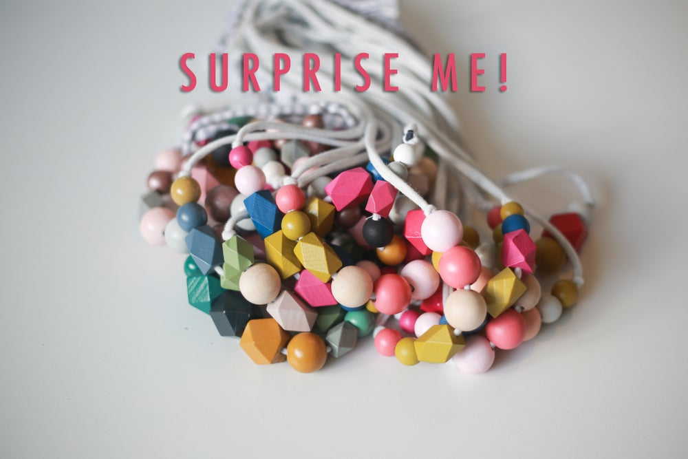 Image of Toddler Necklace / Surprise Me!