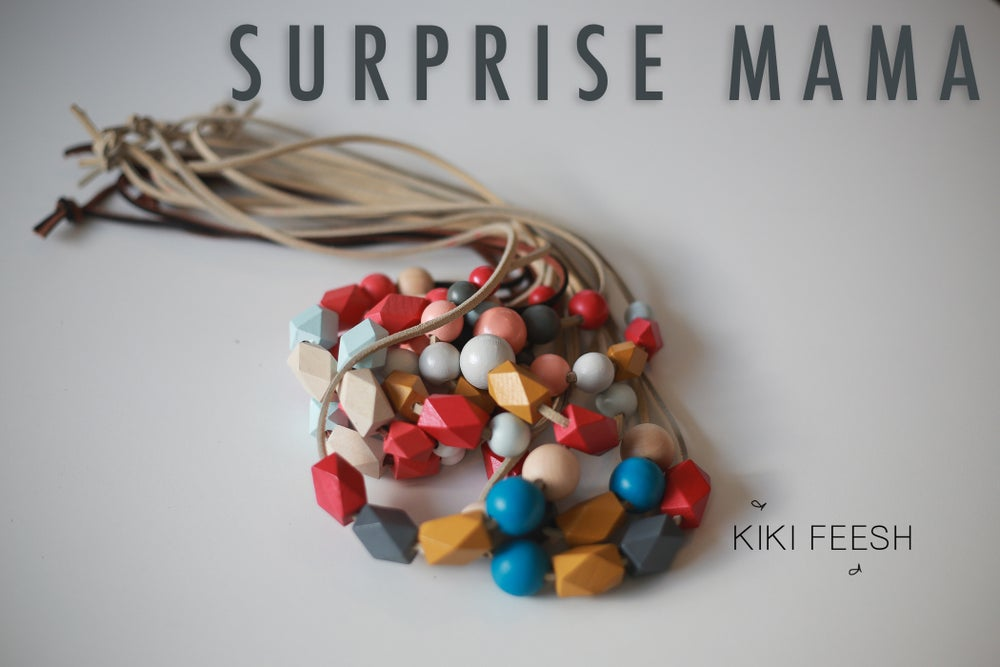 Image of Surprise Me Necklace / Mama