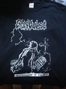 "Image of Convulse ""Resuscitation of Evilness"" Tee"