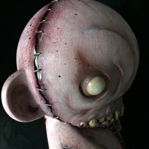 Image of Autopsy Zombie Mega Munny