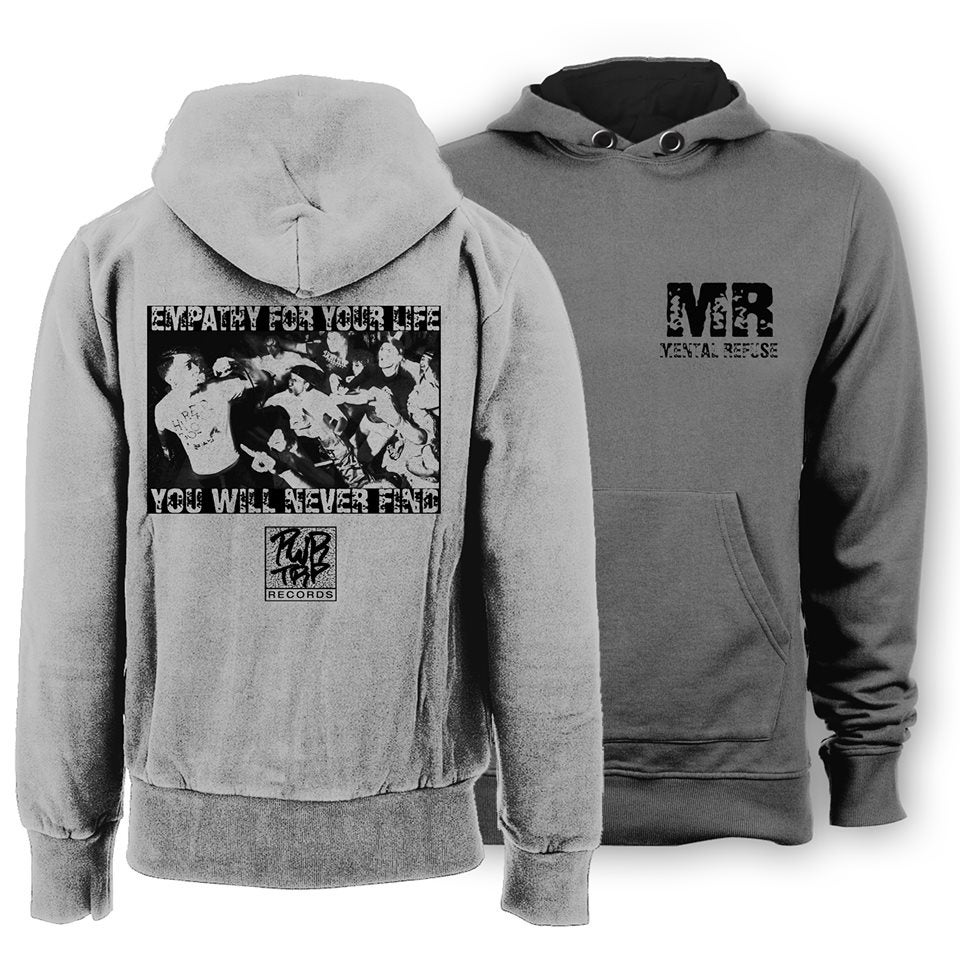 """Image of MR - Hoodie """"Empathy For Your Life..."""""""