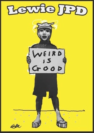 Image of Weird is Good