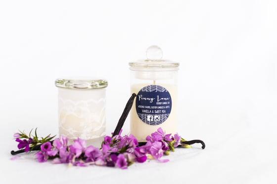 Image of Mini Metro Jar Candles