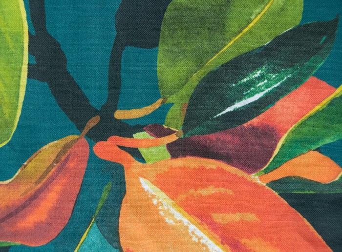 Image of Magnolia Grandiflora Canvas Pouch #1