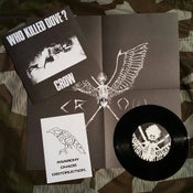 "Image of CROW - WHO KILLED DOVE 7"" (30TH ANNIVERSARY)"
