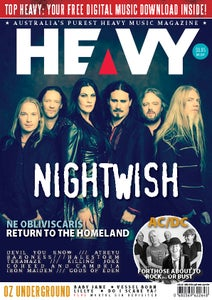 Image of HEAVY Issue 16