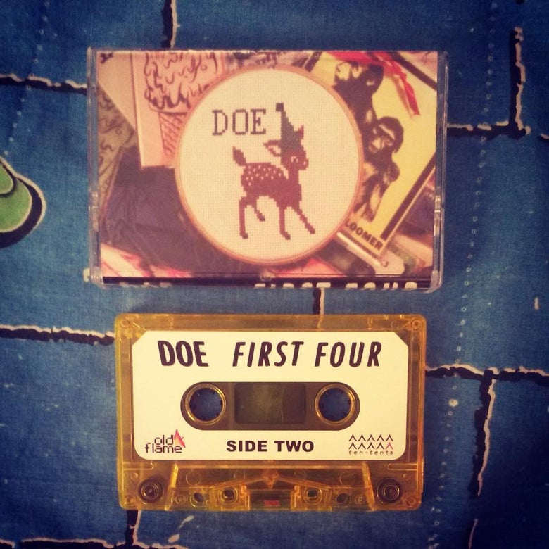 Image of First Four tape