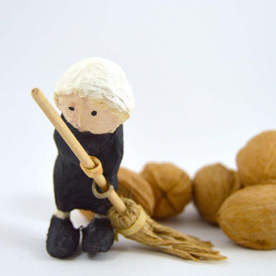 Image of Velhinha / Old Lady doll