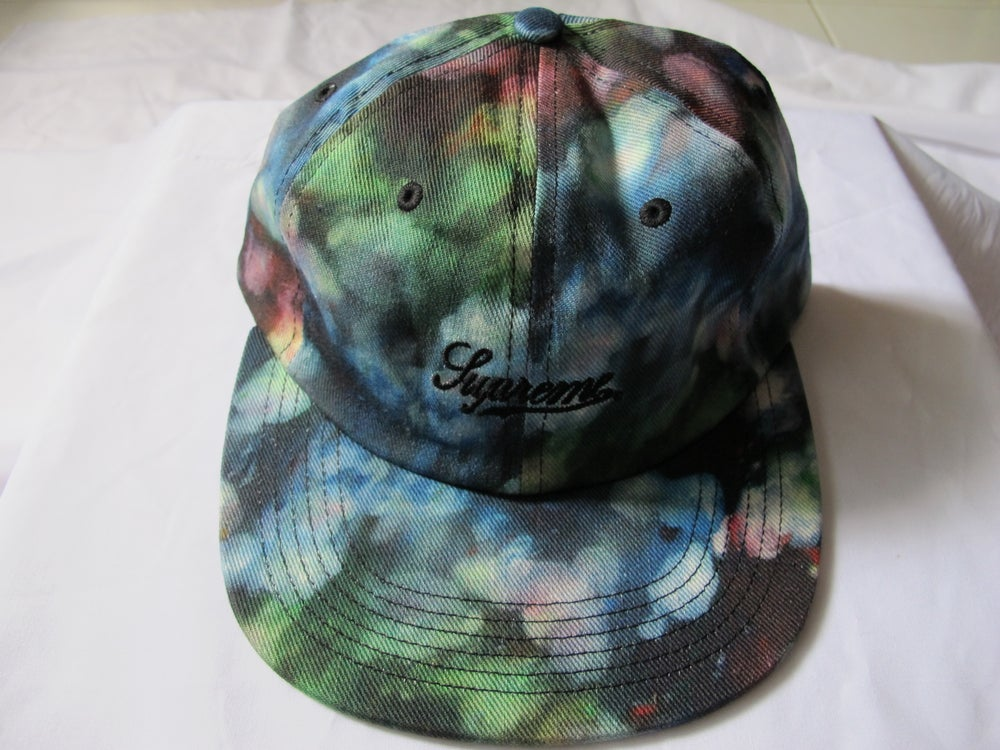 Image of Supreme - Liberty Twill 6-panel (Black)