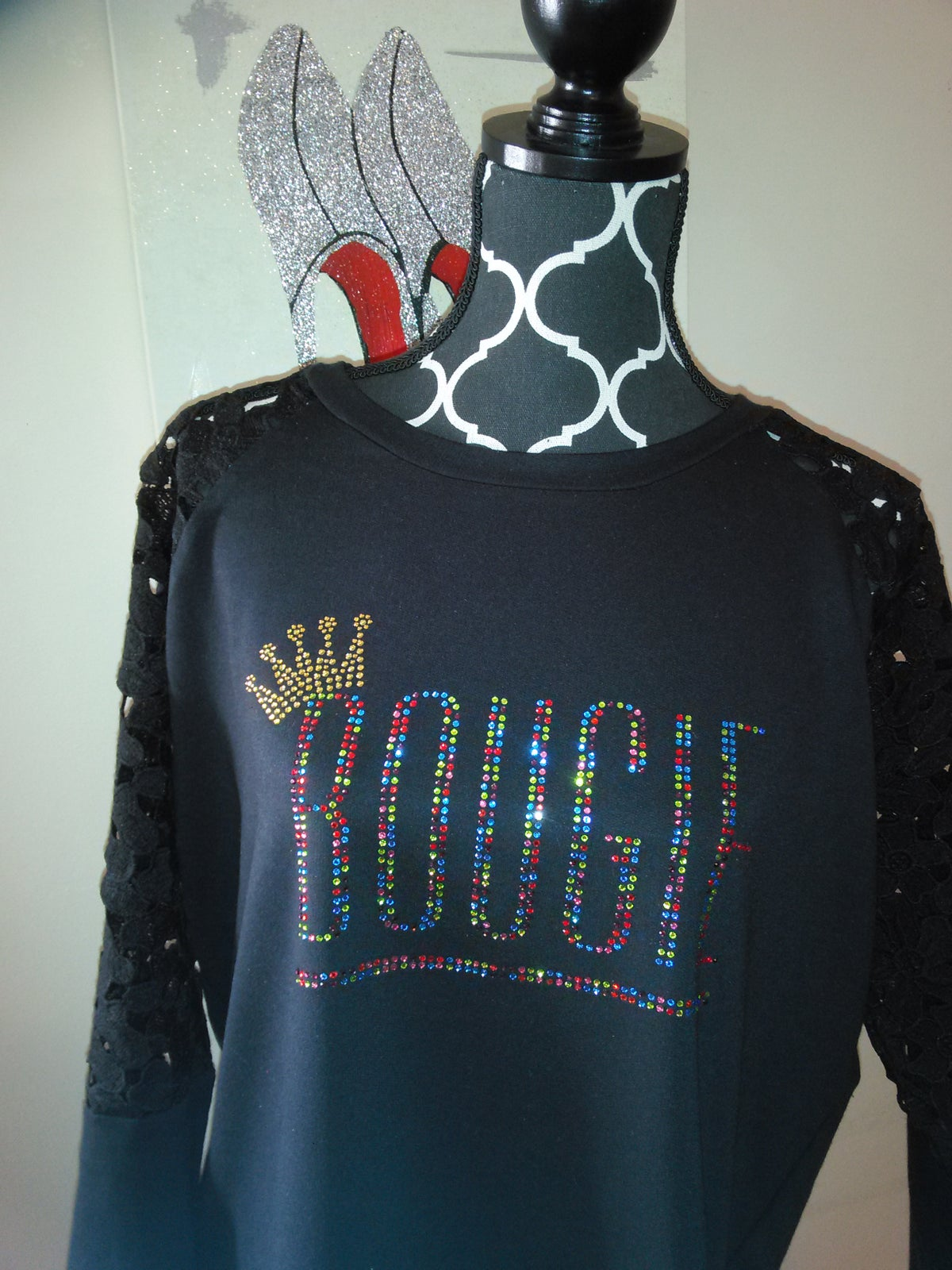 "Image of ""Sparkling"" Bougie & Lil' Bougie (2 Different Designs)"