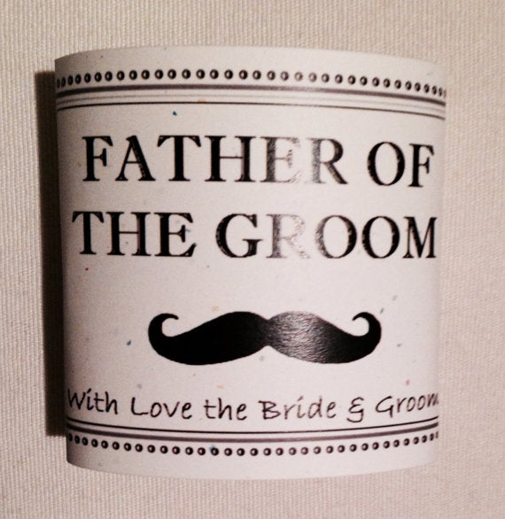 "Image of ""Father of the Bride"" or ""Father of the Groom"" Wedding Gift"