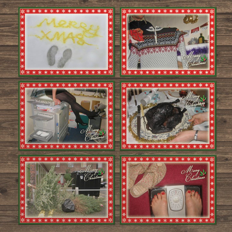 Image of Crap Christmas Cards