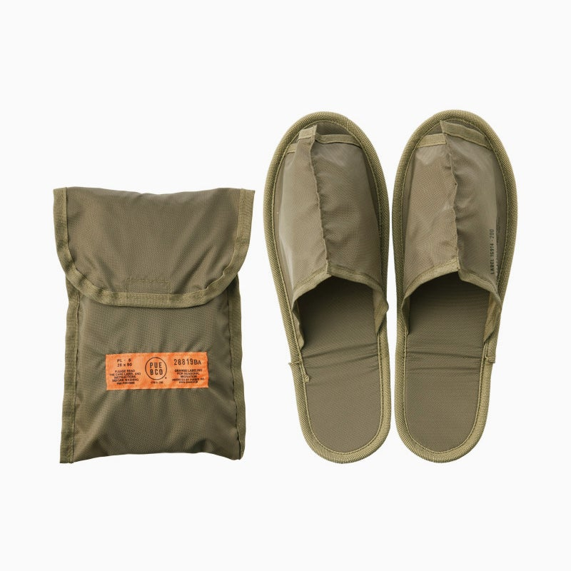 Image of PUEBCO Portable Slippers - LARGE
