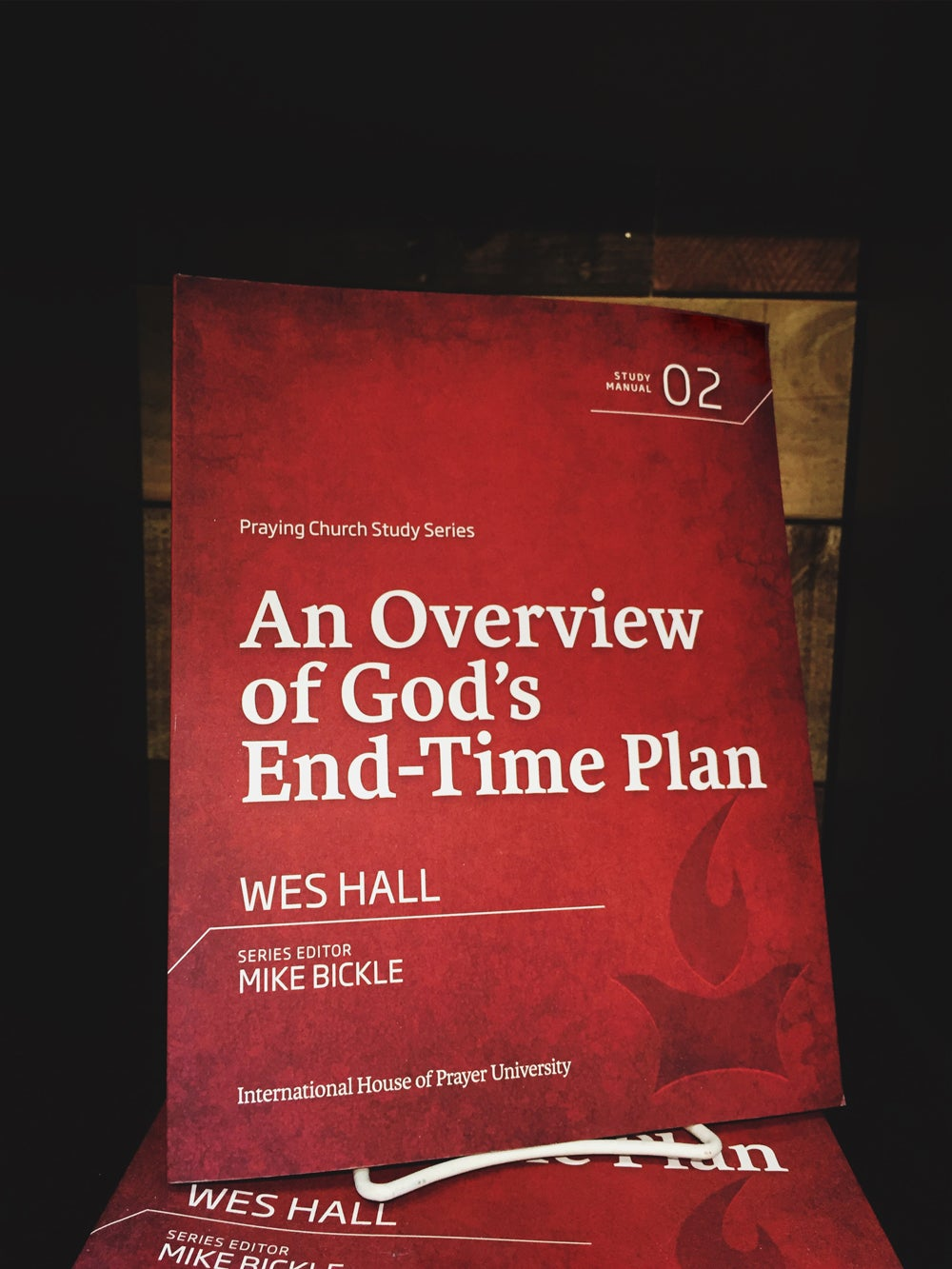 Image of An Overview of God's End-Time Plan (Praying Church Study Series)