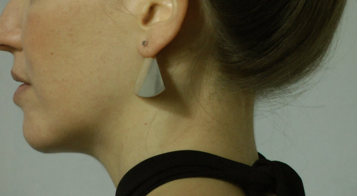 Image of Edition 1. Piece 16. Earrings