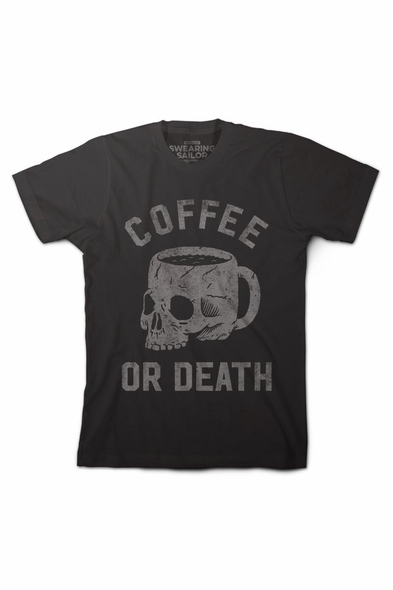 Image of COFFEE OR DEATH