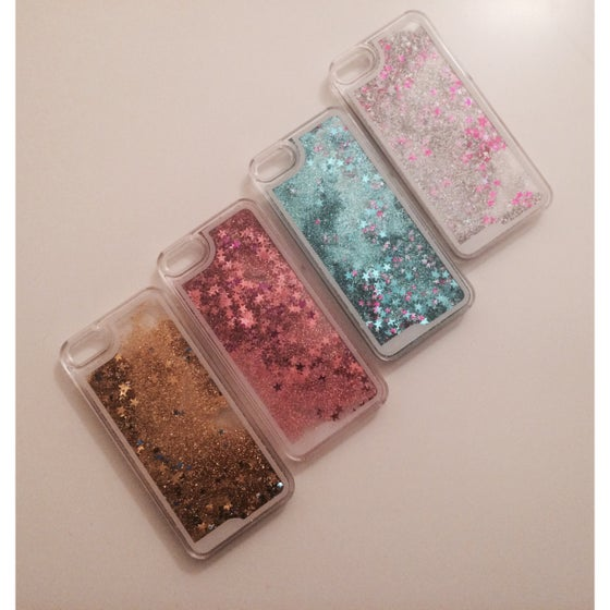 Image of Glitter iPhone 5S case