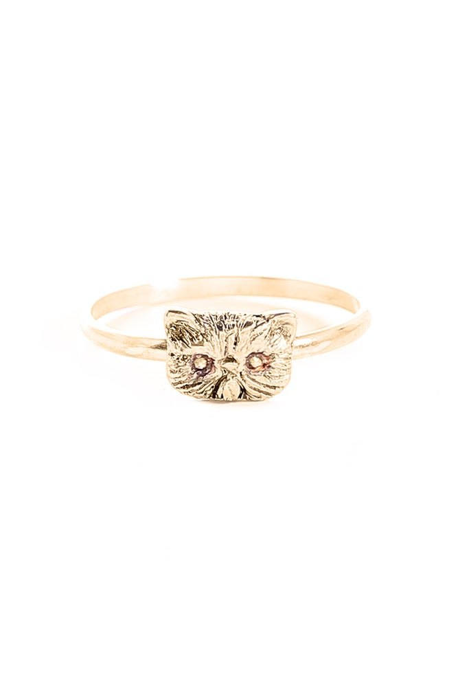 Image of PONYO CAT RING
