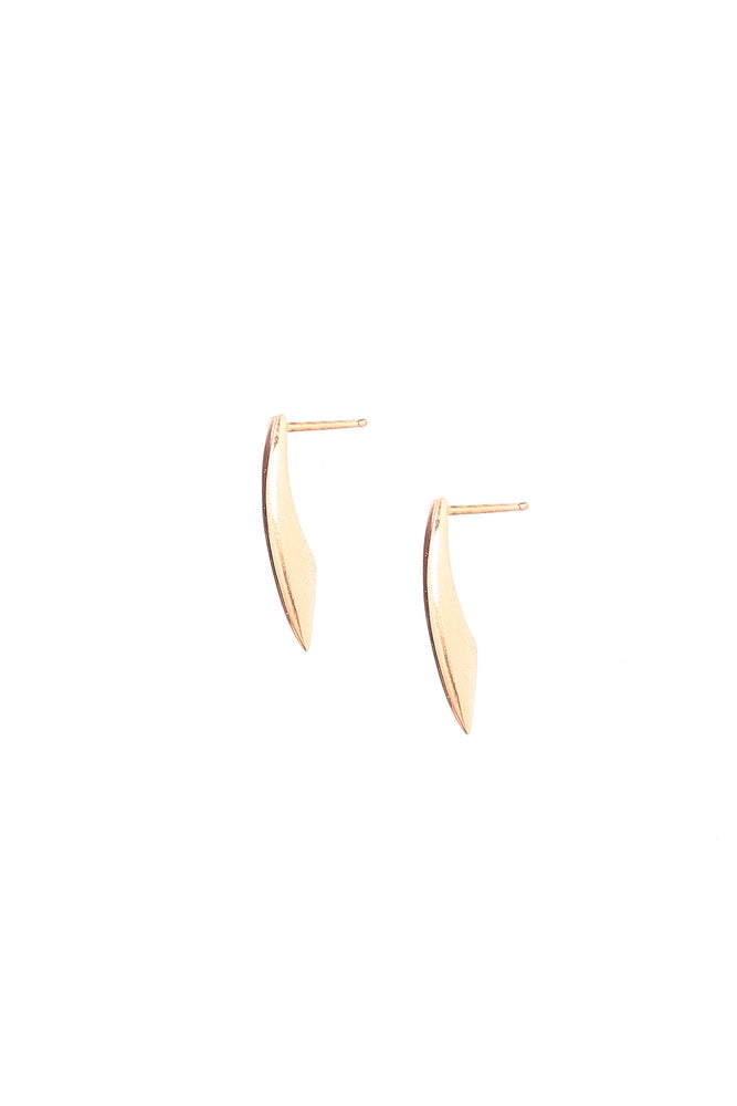 Image of 14K DR CLAW STUDS