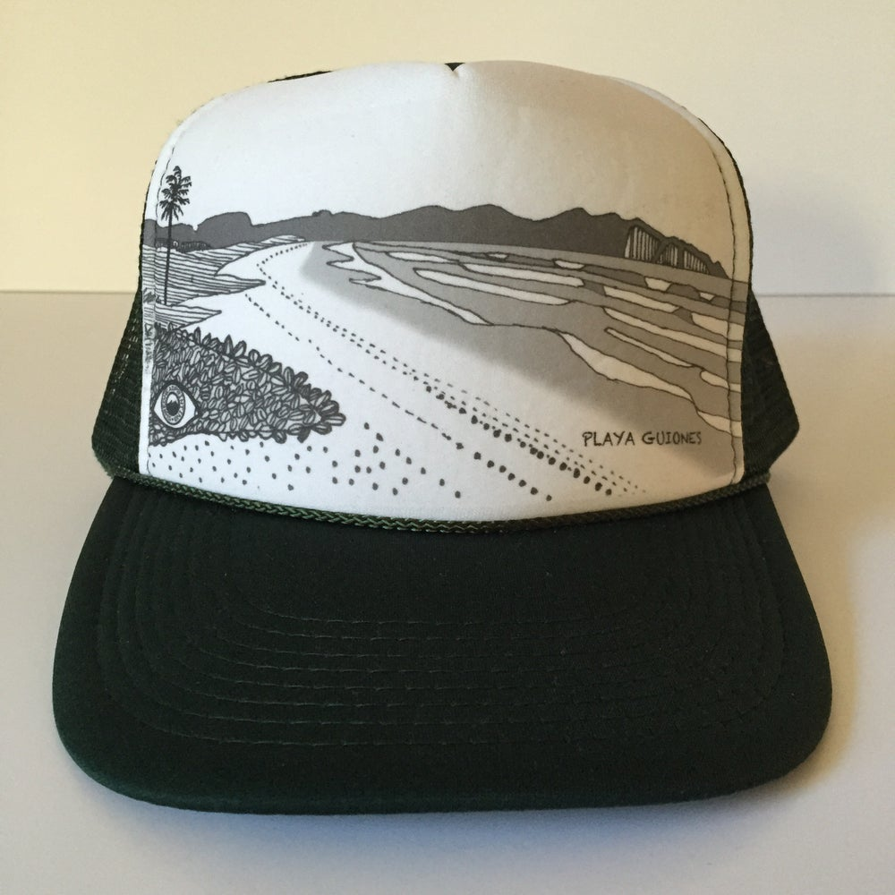 Image of Playa Guiones Trucker Hat