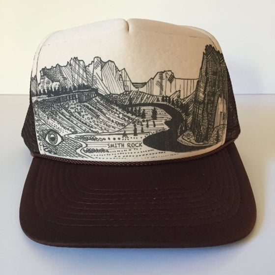 Image of Smith Rock Trucker Hat