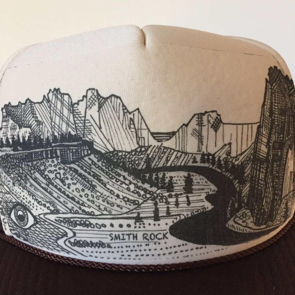 Image of Smith Rock Trucker Hat