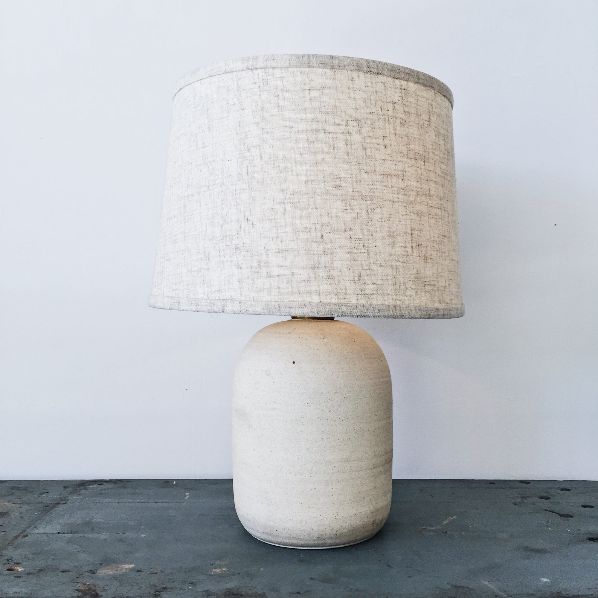 Image Of Mid Century Ceramic Table Lamp