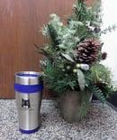 Image of 16 oz. Custom Chinchilla Travel Mug