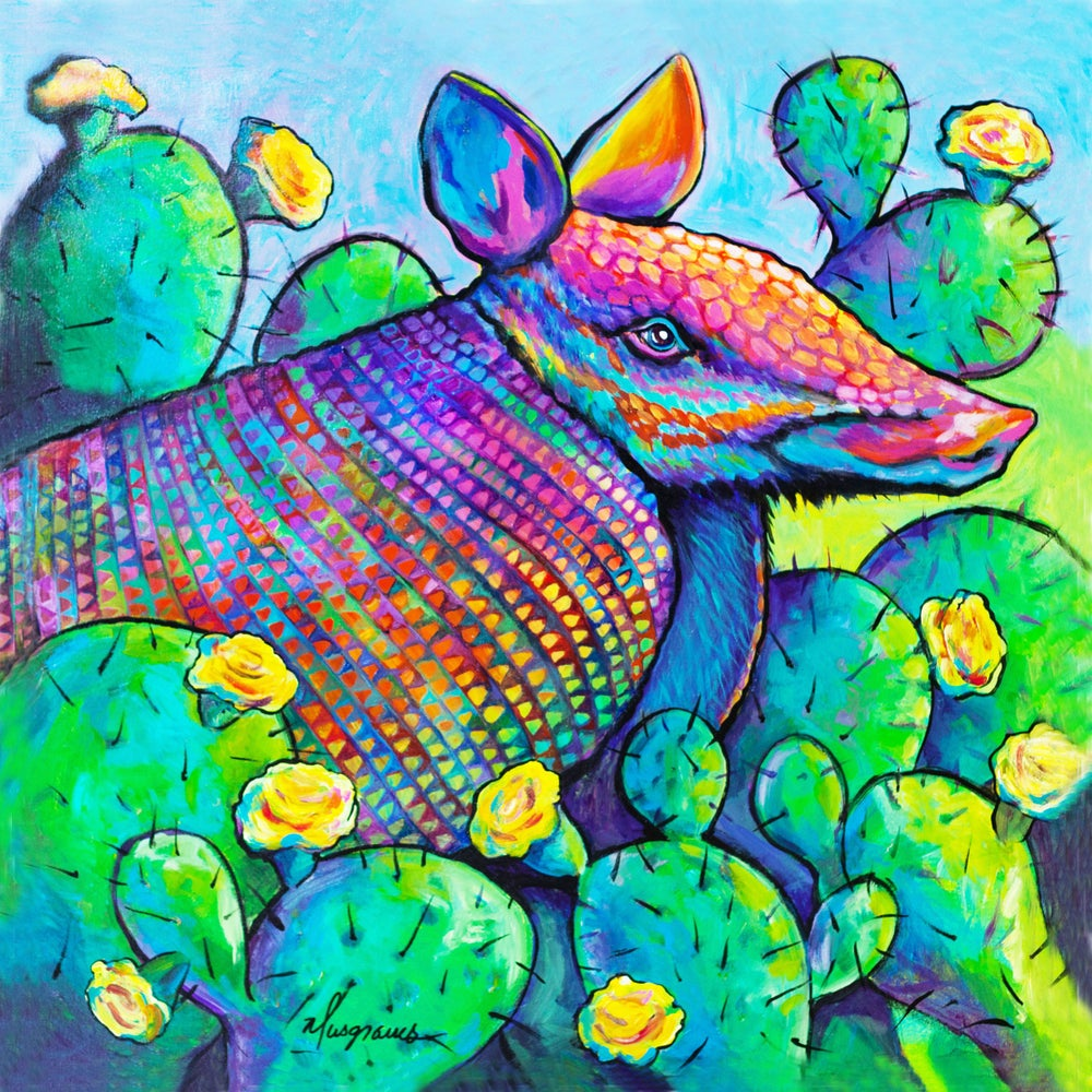 "Image of ""Armadillo"" Gicleé"