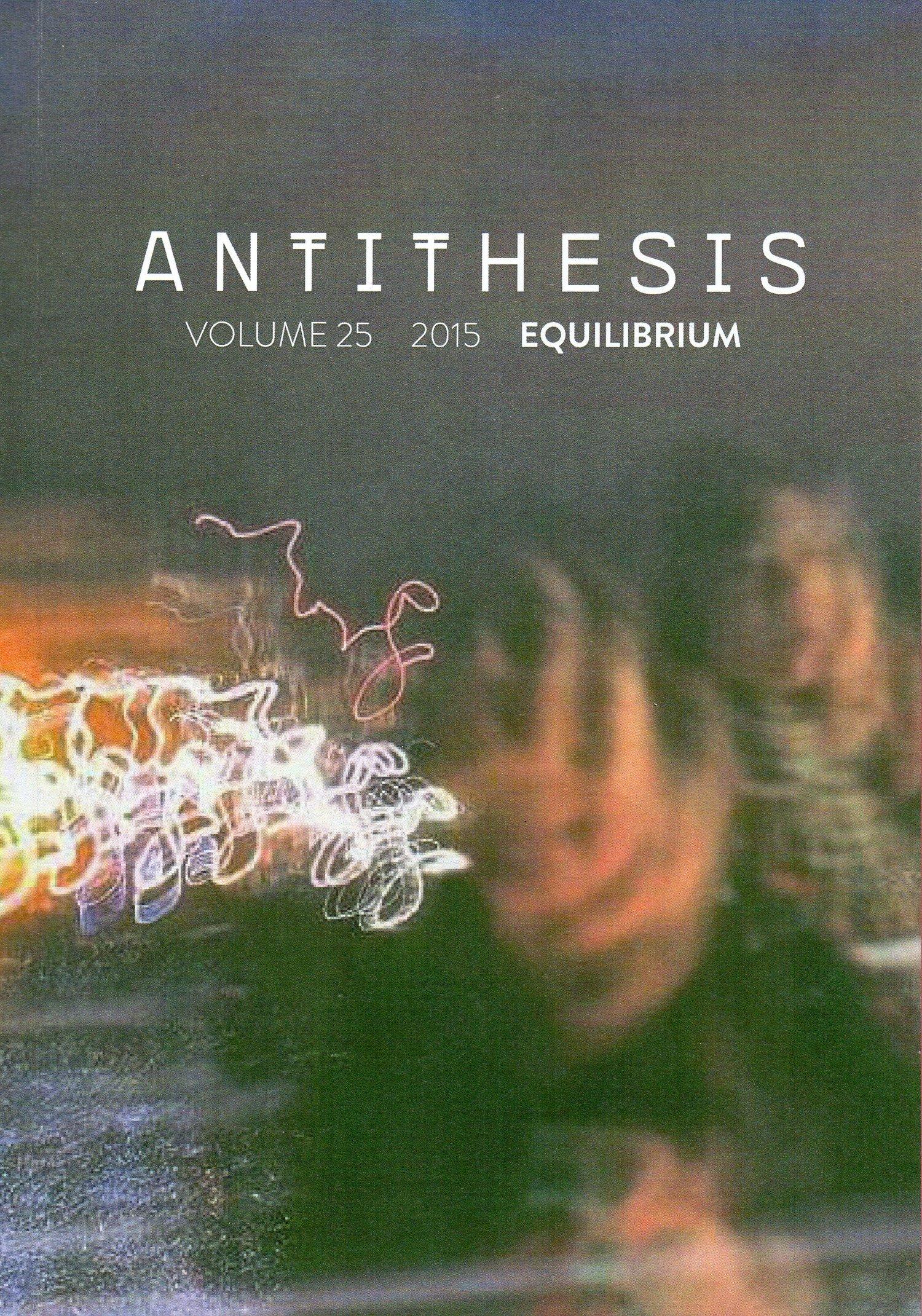 Image of Volume 25: Equilibrium