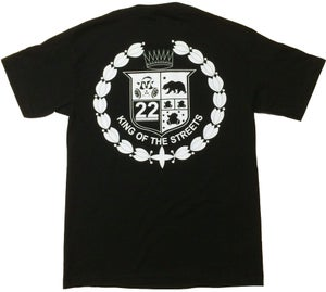 Image of R & L TSHIRT  | BLACK