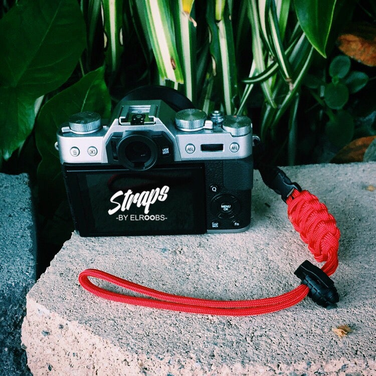 Image of compact camera/dslr wrist strap