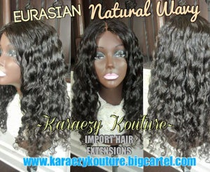 Image of Eurasian Natural Wavy *Silky Textured and Bleach Friendly*   *** EXTREME LIMITED STOCK***