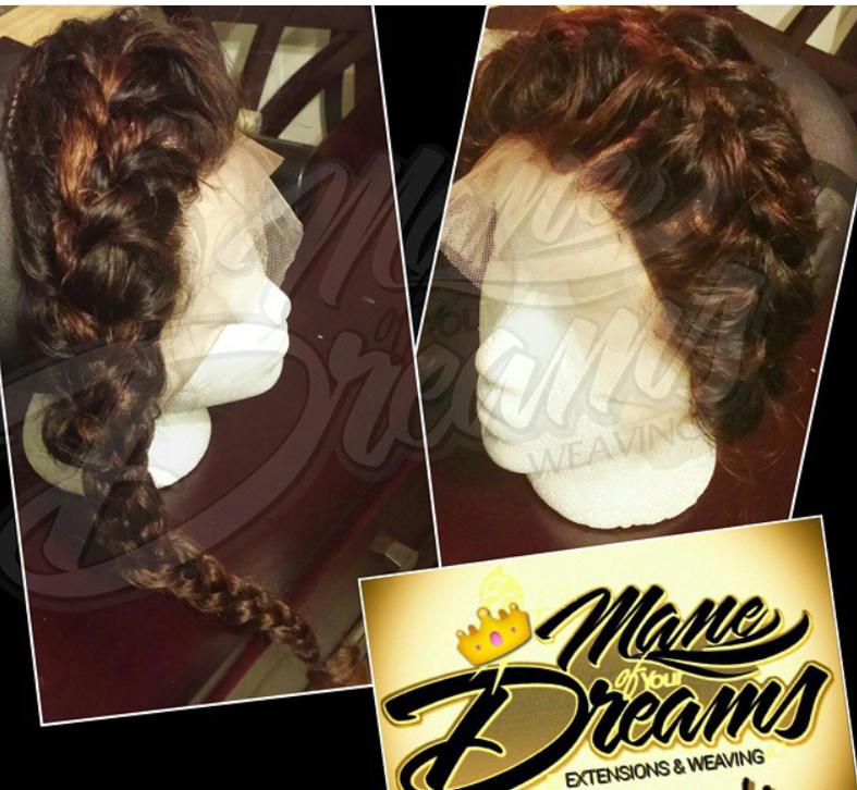 Image of 13x5 LACE FRONTAL