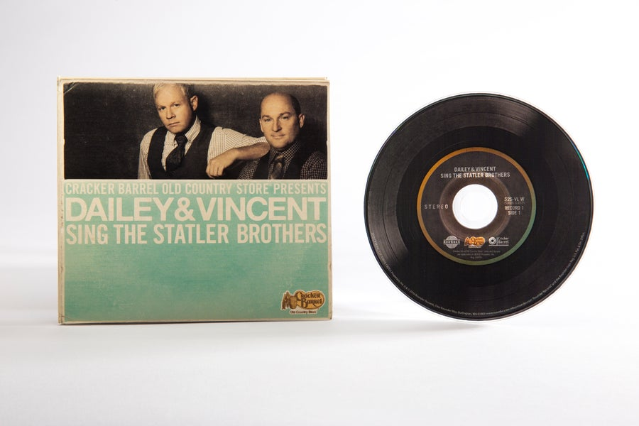 Image of Dailey & Vincent Sing the Statlers