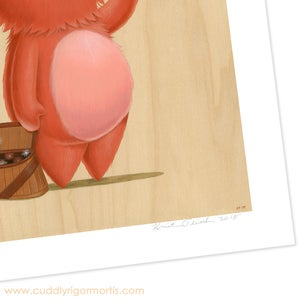 "Image of ""Lula"" Giclee Print"