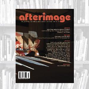 Image of Afterimage Vol. 42, No. 6