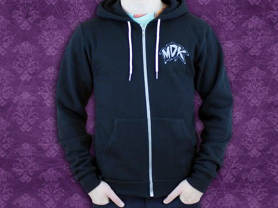 Image of MDK - Original Zip Hoodie