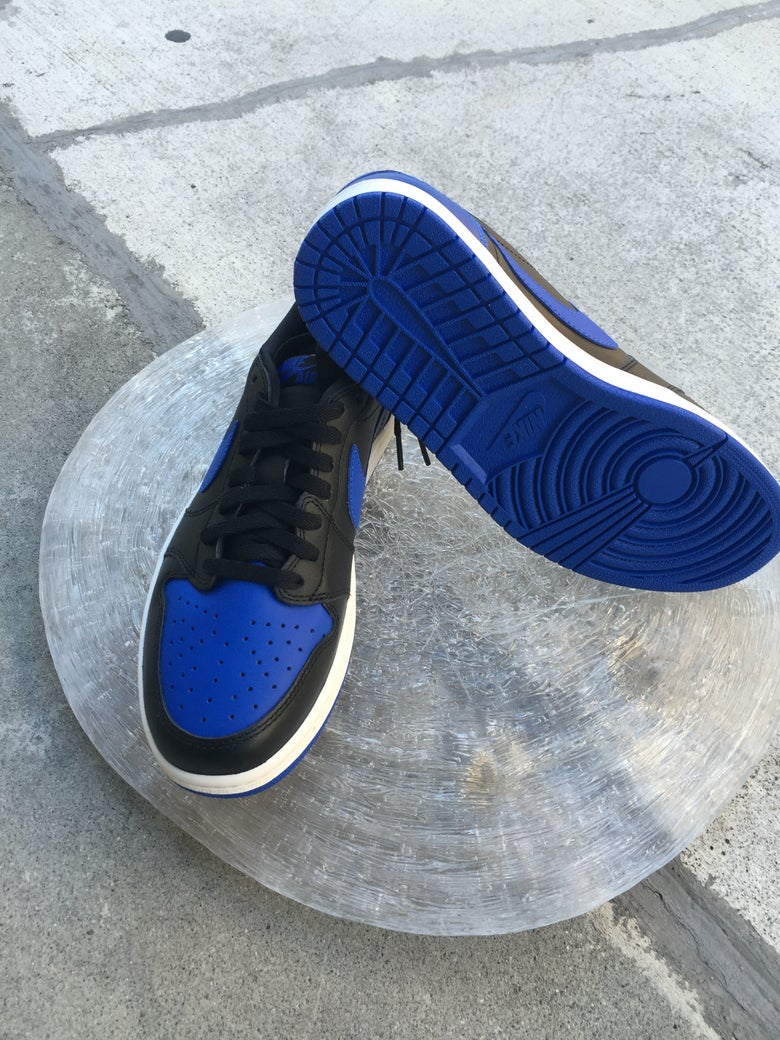 Image of OG RETRO JORDAN ROYAL LOW