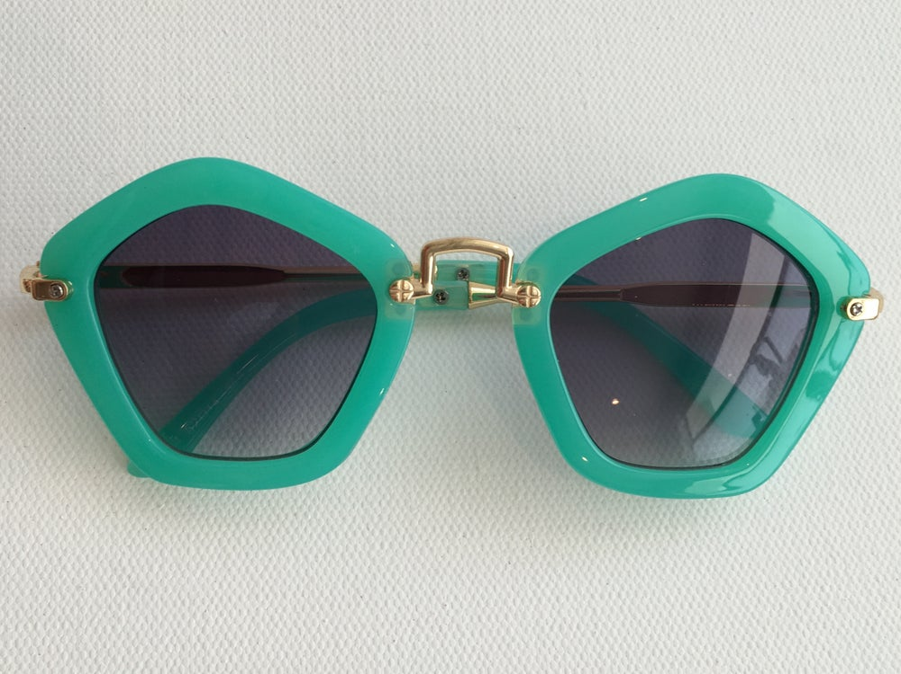 Image of The Breakfast Club kids sunglasses