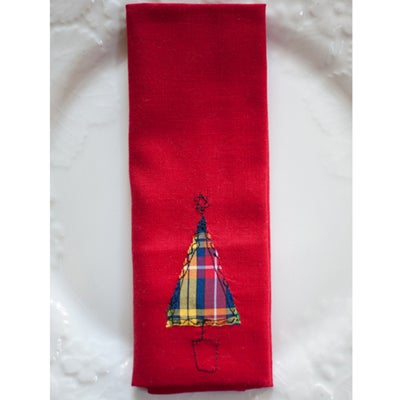 Image of Christmas Napkins