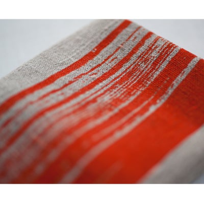 Image of High quality 100% linen t towel