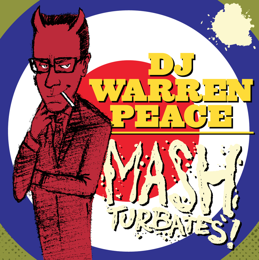 "Image of Warren Peace ""MASHturbates!"" digital download"