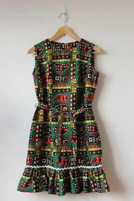 Image of SALE Paisley Png Kueh Dress (Orig $72)