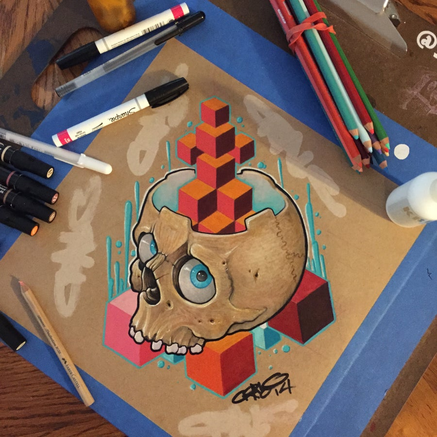 Image of Geo-Skull1