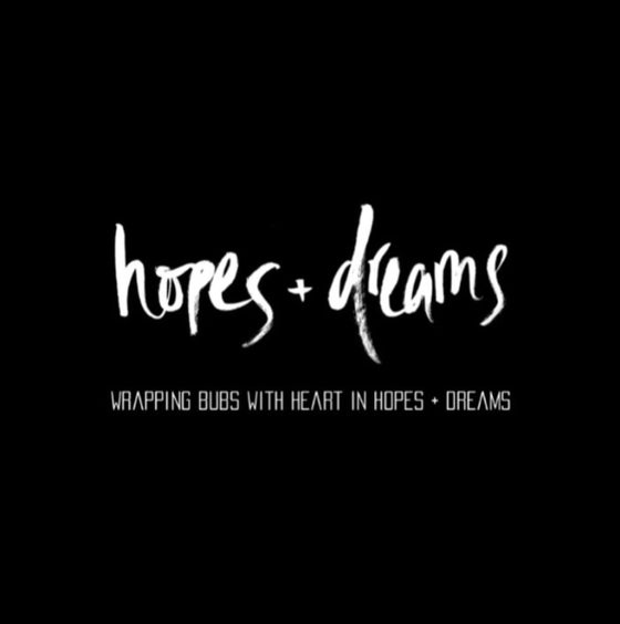 Image of HOPES + DREAMS ORGANIC COTTON MUSLIN WRAP