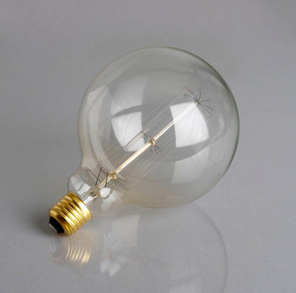 Image of Single Twisted Braided Pendant Light