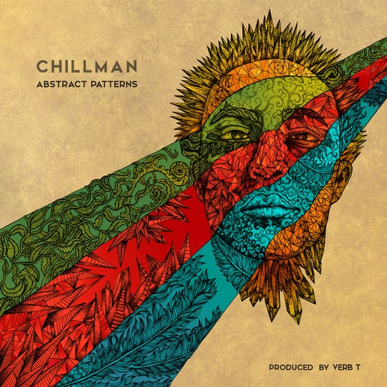 Image of Chillman - Abstract Patterns - CD